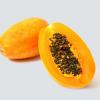 批发新鲜水果 正品海南特产一级红心木瓜酒店餐饮榨汁 箱装 木瓜