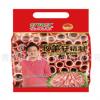 750g牧羊轩涮锅猪肉片 自助火锅店猪肉卷 冷冻食品批发