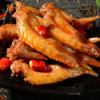 四川特产小吃麻辣五香鸡翅尖卤味零食成都熟食一件代发微商供货