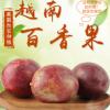 批发越南农家果园自种紫色百香果5斤装新鲜水果西番莲味美多汁
