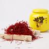 藏红花 5g罐装藏红花礼品土特产 自然生长人工筛选完整花丝