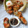 供应 正宗阳澄湖大闸蟹 母蟹2.3-2.6 两食品海鲜鲜活水产螃蟹批发