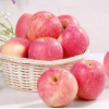 庆阳苹果90# 新鲜天然 红富士水果脆甜