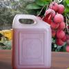 荔枝蜂蜜酱多少钱一斤批发厂家各糕点面包贡茶奶茶咖啡500g蜂蜜
