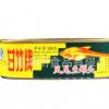 广东特产甘竹牌凤尾鱼罐头184g小鱼仔鱼干即食下饭菜休闲食品小吃