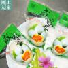 微山湖特产咸鸭蛋熟咸鸭蛋多油起沙流油农家散养自制绿色鸭蛋