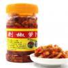 湖南特产云焱山 剁椒萝卜 厂家产地供应400g包邮