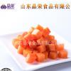 速冻胡萝卜丁/胡萝卜泥,厂家直销,出口品质