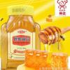 休比蜂蜜制品900g中华老字号 天然纯野生土取蜂巢 百花蜂蜜