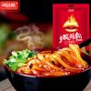 辣味客酸辣粉袋装重庆特产方便速食冲泡红薯粉条粗粉丝方便面