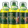 永久福箱装橄榄油5L 初榨橄榄油桶装原香食用调和粮油厂家代加工