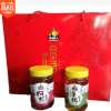 采蜂人蜂蜜土蜂蜜礼盒装2瓶装500g*2