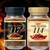 日本进口ucc117114现磨浓郁速溶黑咖啡冻干提神纯咖啡180g