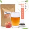 白桃乌龙 三角茶包贡茶原料专用奶盖奶茶店批发180g
