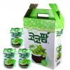 韩国进口 海太可可粒椰子葡萄汁饮料238ml*72瓶