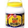 不倒翁沙拉酱韩国寿司海苔用蛋黄酱奥土基调味品沙律酱3.2kg