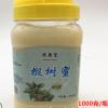 东北椴树蜜结晶蜜 黑龙江特产雪蜜 深山椴树蜂蜜 纯蜂蜜1000g每瓶