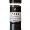 厂家直销五谷杂粮 熟黑芝麻全国批发 阿诚黑芝麻盐220g