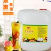 东惠果糖调味糖浆果糖奶茶专用果葡糖浆咖啡奶茶原料厂家批发25kg