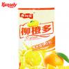 厂家批发 康利宝柳橙汁 1KG速溶袋装冷热果味粉 饮料机奶茶店专用