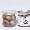 厂家直销蒜留香黑蒜批发出口级金乡蒜头独头黑蒜罐装一件代发125g