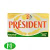 法国进口 总统咸味黄油块200g*40 动物性有盐黄油发酵黄油