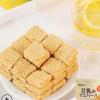 网红MarLour万宝路豆乳威化饼干 小红书年货零食小吃膨化桶装350g