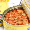 麻辣花蛤肉100g罐装海鲜活水产下饭菜即食蛤肉罐头网红海鲜下饭菜