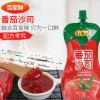 供应260g番茄酱挤挤装寿司酱料百家鲜番茄酱