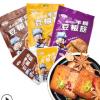 十里古街手撕豆板筋156g 好吃的豆制素肉豆干豆腐干辣味零食小吃