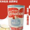 雀巢三花植脂淡奶410g*48罐整件出售 三花奶咖啡伴侣调制淡炼乳