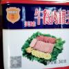 厂家现货 午餐肉罐头 户外方便速食午餐肉罐头340g