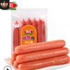 喜旺呱呱肠5袋装零食火腿肠香肠即食批发休闲食品一件代发