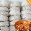 厂家直销代餐粉重60g直径10厘米 定制即食粉丝饼自然火锅粉饼