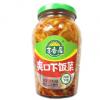 吉香居咸菜 瓶装咸菜 一手货源 现货出售 量大从优 咸菜