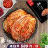 传统正宗朝鲜族韩式辣白菜500克每袋东北延边泡菜