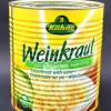 Sauerkraut 德国原装进口 冠利酸椰菜酸菜9.7kg 德式搭配德国香肠