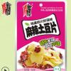 四川风味特色小吃 虎将 麻辣土豆30g 美味休闲食品