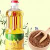 新品促销食用一级亚麻籽稻米油菜籽油核桃油1.5升5升850ml可贴牌