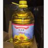 乌克兰进口葵花籽油 托洛嘉精炼葵花籽油5L 高级食用油