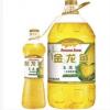金龙鱼玉米油物理压榨餐饮食用油家用5L玉米胚胎油加量装5升大桶