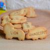 金必氏愉快动物饼干加钙儿童宝宝饼干6种口味18g宝宝零食辅食