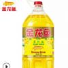 金龙鱼纯正菜籽油5L*4桶 非转基因物理压榨 炒菜食用油大桶装