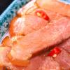 湖南正宗后腿腊肉一件代发柴火烟熏腊肉特产腊味咸肉500g后腿腊肉