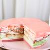 千层蛋糕 顺丰包邮定制甜品草莓抹茶榴莲巧克力甜点生日小蛋糕