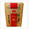 人参茶韩国鹤标高丽人参茶3g*100包纸盒装养生礼品韩国原装进口