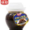 锦程豆豉火培鱼850g坛装 浏阳香辣豆豉酱湖南零食特产小鱼干批发