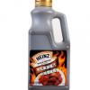 亨氏黑胡椒汁1.9kg 必胜客用牛排黑椒酱烧烤酱亨氏黑胡椒酱商用