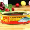 广东甘竹牌 甘竹豆豉鲮鱼罐头227g*8 即食下饭熟食鲮鱼肉鱼罐头