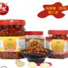 渔发湖南特产香辣腊八豆瓶装豆制品开胃下饭菜黄豆豉酱调料酱豆子